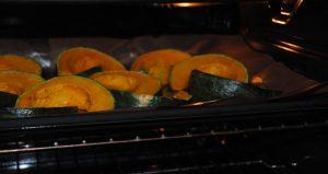 zucca a fette in forno